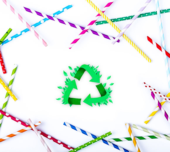 recyclable paper straws
