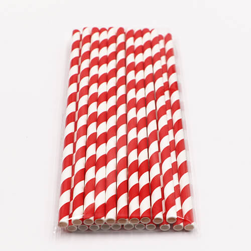 4 Layer Sturdy Biodegradable Paper Drinking Straws 3 1