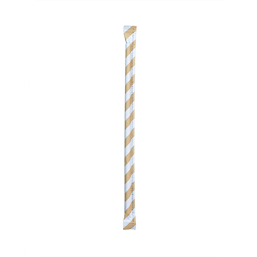 Biodegradable Paper Drinking Strip Straws 2