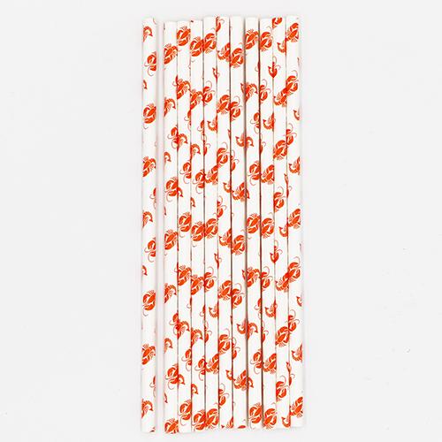 Custom Printing Paper Straws2