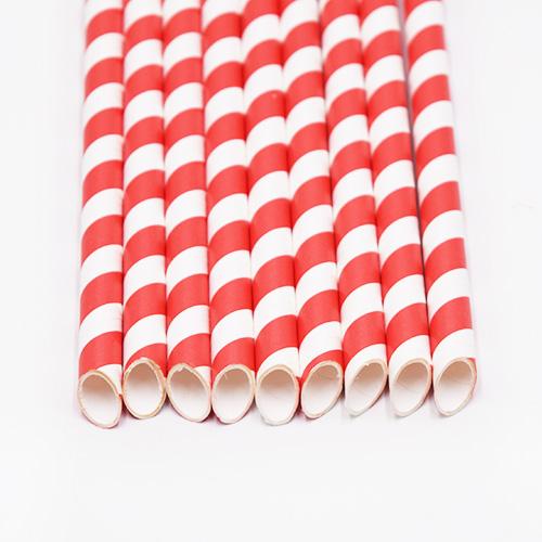 Pointy Paper Straws 10