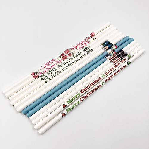 Logo Positioning Print paper straws 01